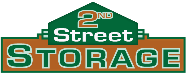 2nd Street Storage Logo