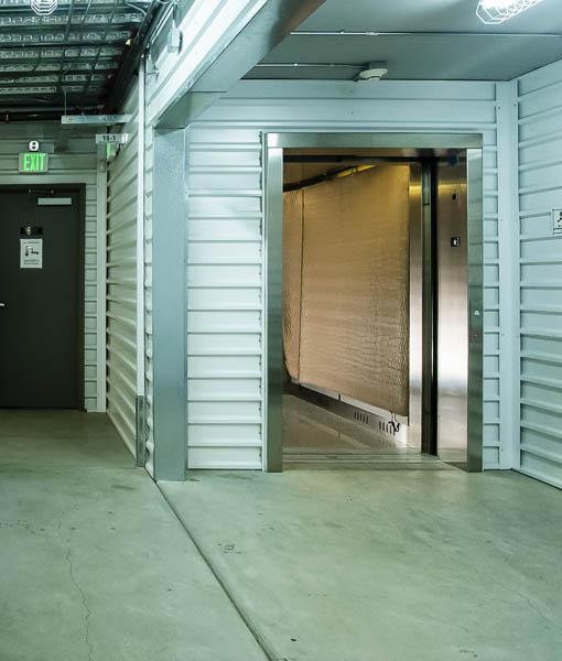 2nd Street Storage Elevator